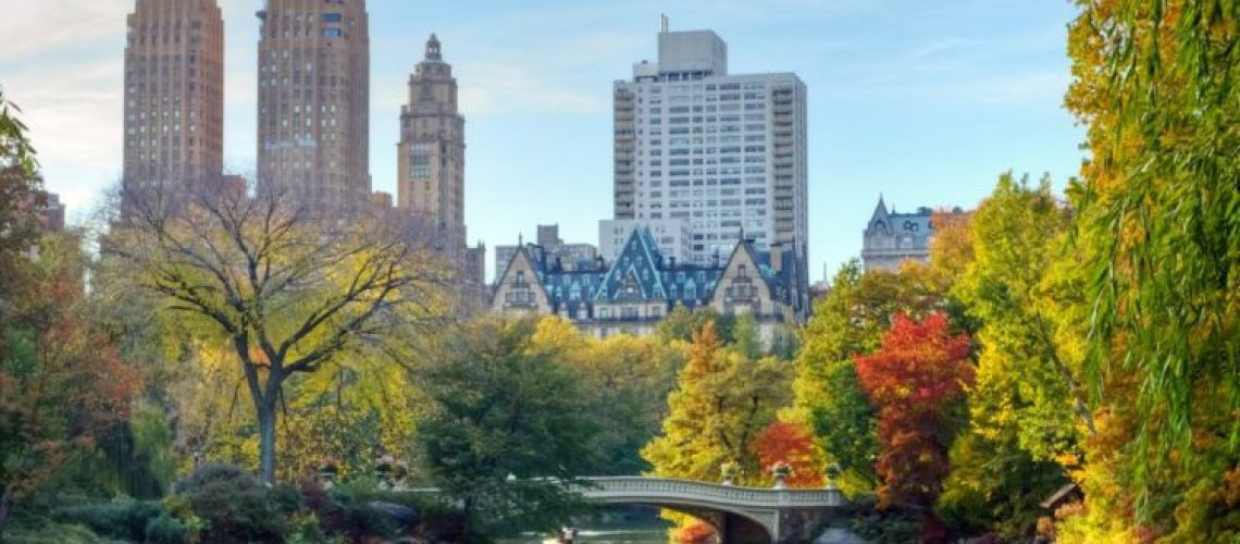 New York City - Central Park in Fall